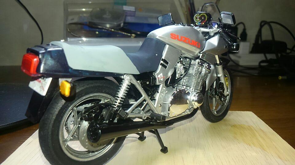 スズキGSX カタナ1100S