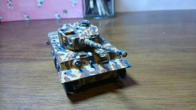 Ⅳ号戦車タイガーⅠ
